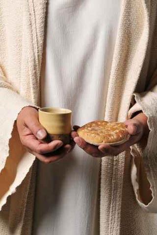Eucharist Afeatheronthebreathofgod